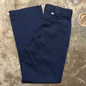 80's Dickies Work Pants NAVY  W : 31
