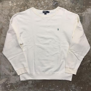 Polo Ralph Lauren Sweatshirt  OFF WHITE
