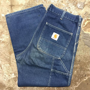 90's~ Carhartt Denim Painter Pants   W : 35