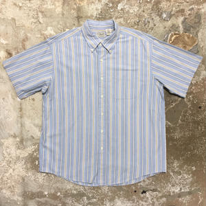 L.L.Bean B.D Striped Shirt