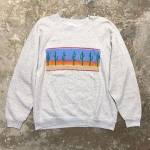80's SANTEE sweats Printed Sweatshirt