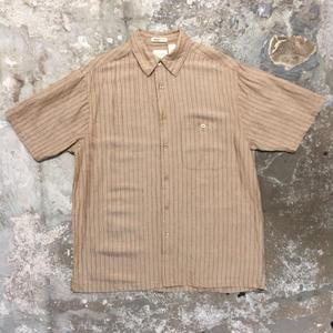 FALLS CREEK Linen Striped Shirt