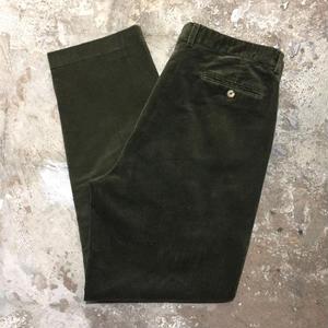 Eddie Bauer Corduroy Two Tuck Pants OLIVE