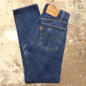 80's Levi's 505 Denim Pants W : 29