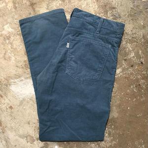 Levi's LVC 519 Corduroy Pants  BLUE W : 34