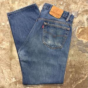~90's Levi's 501 Denim Pants W35