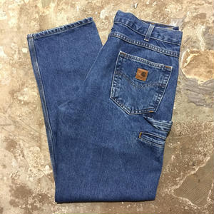 Carhartt Denim Work Pants   W : 34