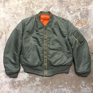 60's ALPHA INDUSTRIES INC. MA-1 Flight Jacket