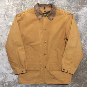 80's Woolrich Wool Lined Chore Coat