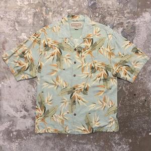 JAMAICA JAXX Silk Aloha Shirt