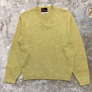60's Duke of York V-Neck Sweater