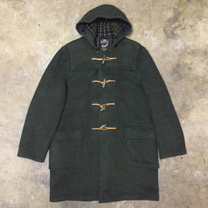70's Gloverall Duffle Coat OLIVE