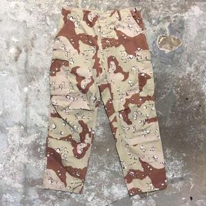 80's U.S ARMY Desert Camo Trousers