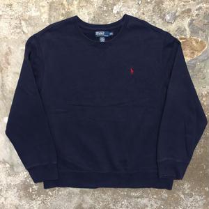 Polo Ralph Lauren Sweatshirt  NAVY (SIZE : XXL)