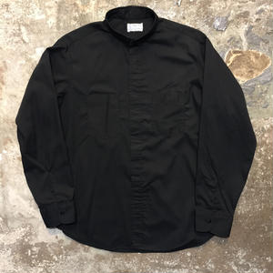 60's R.J.TOOMEY Clerical Collar Shirt