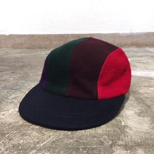 80's 4Panel Wool Cap (Dead Stock)