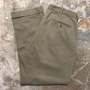 Polo Ralph Lauren Two Tuck Army Chino Pants OLIVE W : 36