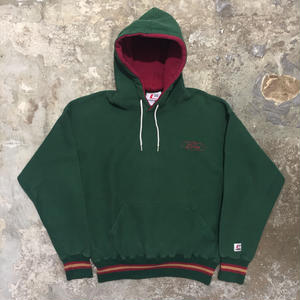 90's  LEGENDS ATHLETIC Ford Hooded Sweatshirt