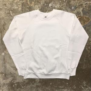 80's FRUIT OF THE LOOM Back Printed Sweatshirt