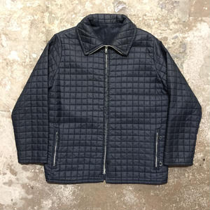 70's Unknown Quilted Nylon Jacket S