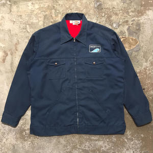 80's~ Dickies Work Jacket
