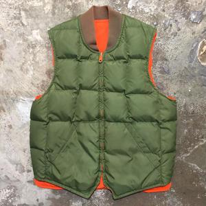 80's Eddie Bauer Reversible Down Vest
