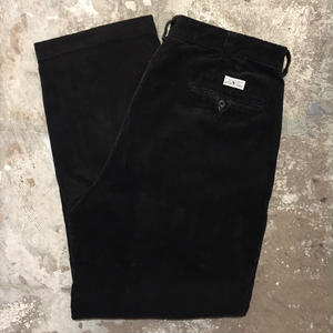 Polo Ralph Lauren Corduroy Two Tuck Pants BLACK