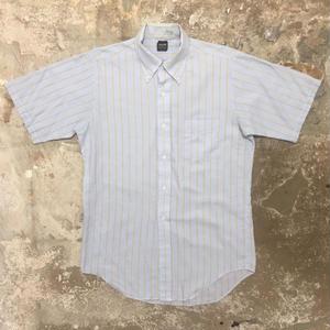 ~70's VAUGHN Cotton B.D. Shirt