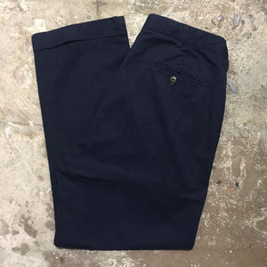 Polo Ralph Lauren Two Tuck Chino Pants D.NAVY W : 34