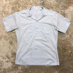 60's ARROW Open Collar Shirt