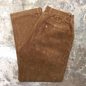 J.CREW Corduroy Pants TAN W : 34