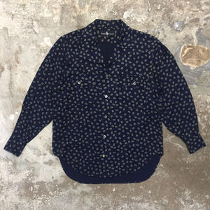 Ralph Lauren Rayon Open Collar Shirt