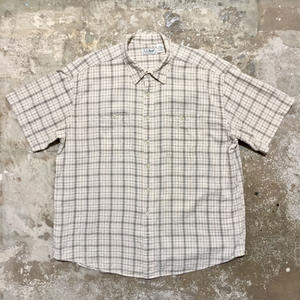 L.L.Bean Cotton Plaid Shirt