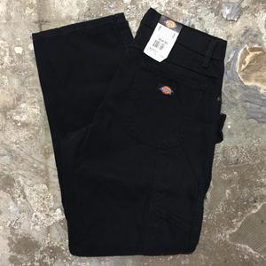 Dickies Painter Pants BLACK  W : 30 (Dead Stock)