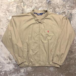 Polo Ralph Lauren Cotton Jacket KHAKI