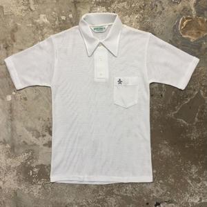 70's MUNSINGWEAR Mesh Polo Shirt