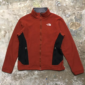 The North Face Fleece Jacket  BRICK
