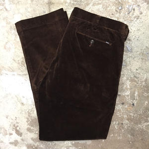 Polo Ralph Lauren Corduroy Pants D.BROWN