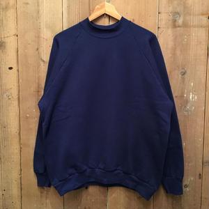 90's FRUIT OF THE LOOM Mid Neck Sweatshirt (Dead Stock)
