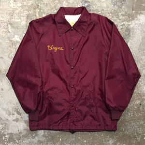 80's F&C SPORTSWEAR Nylon Coach Jacket