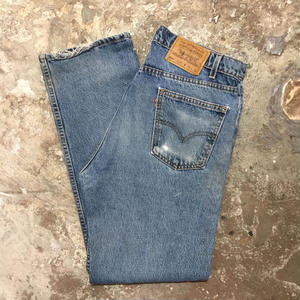 90's Levi's 505 Denim Pants W34
