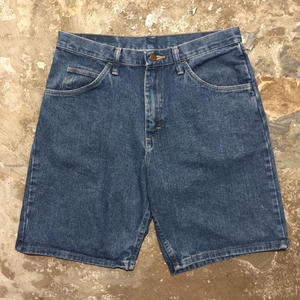Wrangler Relaxed Fit Denim Shorts
