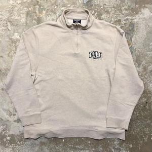 POLO JEANS Ralph Lauren Half Zip Sweatshirt