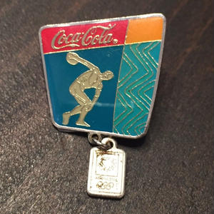CocaCola Pins