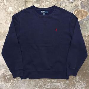 Polo Ralph Lauren Sweatshirt  NAVY (SIZE : L)