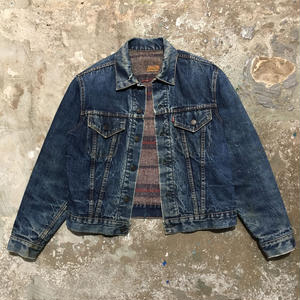 60's~ Levi's 70505-0317 Big-E Denim Jacket