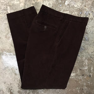 Ralph Lauren Corduroy Slacks BROWN