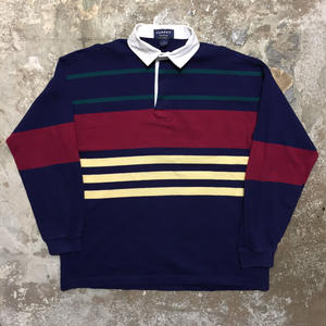 90's  GANT Rugby Jersey L
