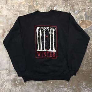 90's  Hanes Winter Sweatshirt