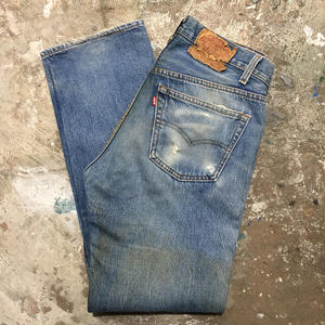 80's Levi's 501 Denim Pants W 32